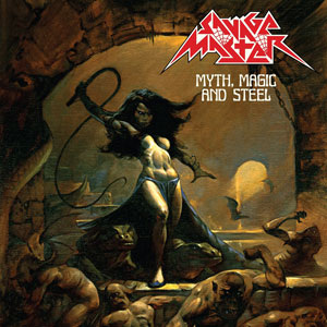 SAVAGE MASTER  - Myth, Magic & Steel