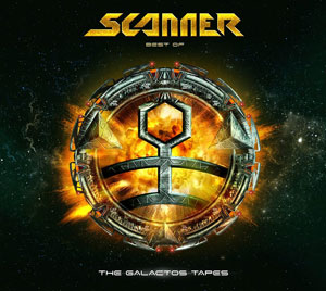 SCANNER- The Galactos Tapes