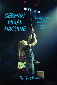 German Metal Machine – Scorpions in the 70s