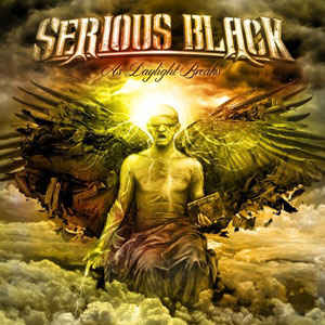 SERIOUS BLACK  - As Daylight Breaks