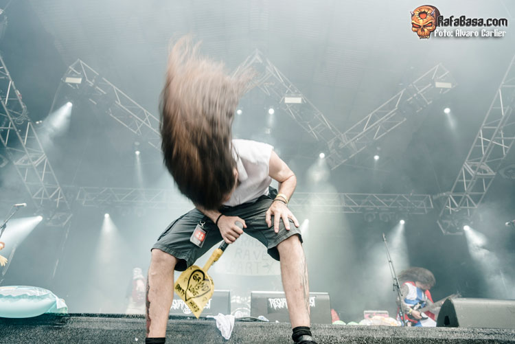 SERRABULHO - RESURRECTION FEST 2019