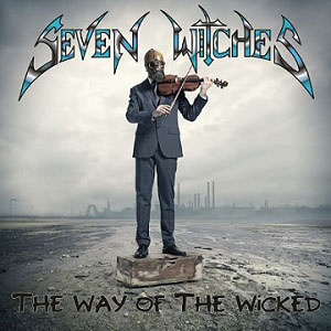 SEVEN WITCHES - World Without Man