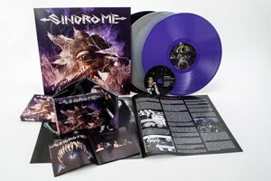 SINDROME - Resurrection – The Complete Collection