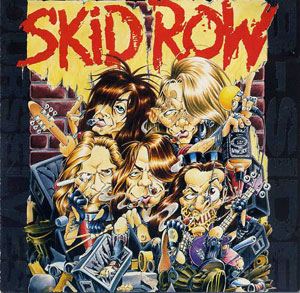 SKID ROW - B-Side Ourselves