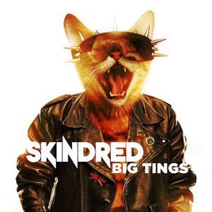 SKINDRED - Big Tins