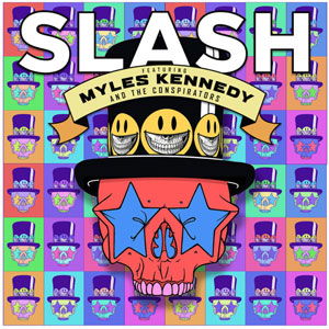 SLASH - Featuring Myles Kennedy And The Conspirators - Living The Dream
