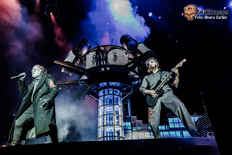 SLIPKNOT - RESURRECTION FEST 2019