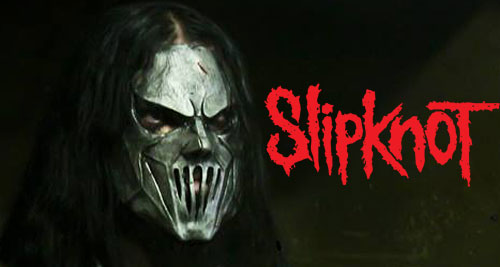 Mick Thompson de SLIPKNOT