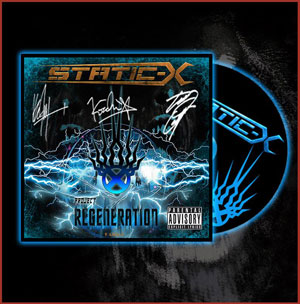 STATIC-X - Project Regeneration
