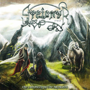 STEIGNYR - The Prophecy Of The Highlands