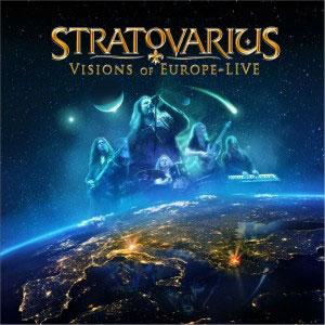 STRATOVARIUS - Visions Of Europe