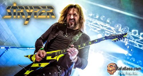 STRYPER Michael Sweet
