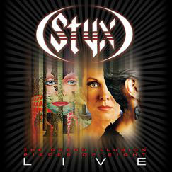 STYX - The Grand Illusion/Pieces Of Eight Live