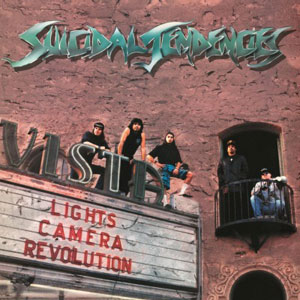 SUICIDAL TENDENCIES - Lights, Camera… Revolution