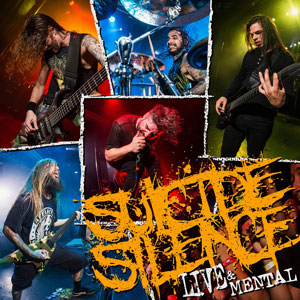SUICIDE SILENCE  - Live & Mental