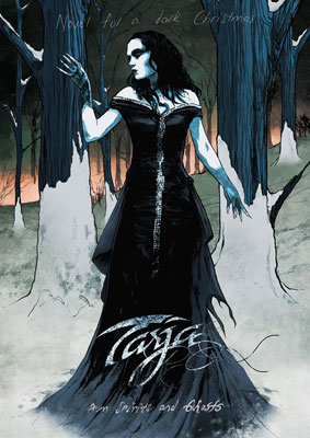 TARJA - From Spirits and Ghosts (Novel for a dark Christmas)
