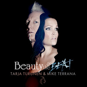 Tarja Turunen y  Mike Terrana - BEAUTY AND THE BEAT