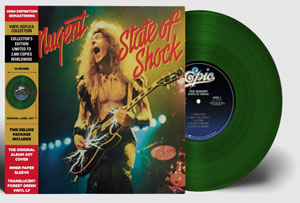 "Ted Nugent - State Of Shock"" y ""Free For All"