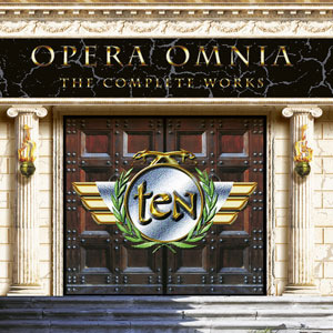 TEN - Opera Omnia – The Complete Works