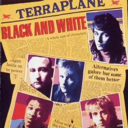 TERRAPLANE - Black And White