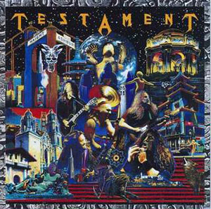 TESTAMENT - Live At The Fillmore
