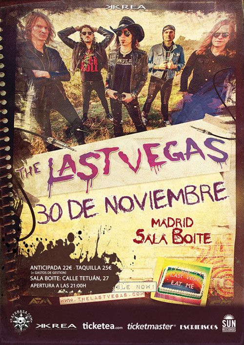 THE LAST VEGAS