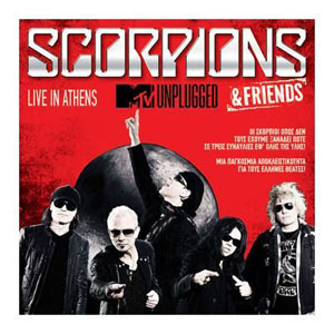 SCORPIONS - MTV Unplugged - Scorpions Live In Athens
