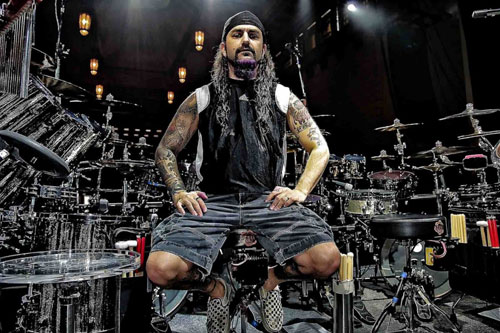 Mike Portnoy de THE WINERY DOGS