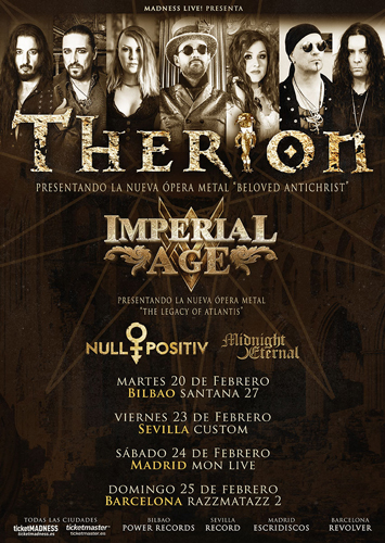 THERION, IMPERIAL AGE