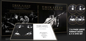 THIN LIZZY - The Boys Are Back - The True Story