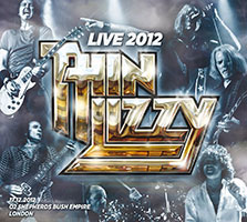 THIN LIZZY  - Live 2012