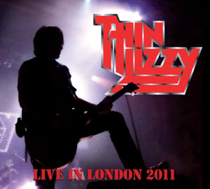 THIN LIZZY - Thin Lizzy: Live In London