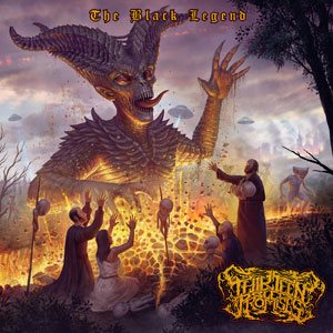 THIRTEEN BLED PROMISES – The Black Legend