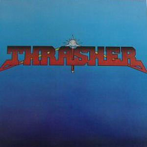 THRASHER - Burning At The Speed Of Light