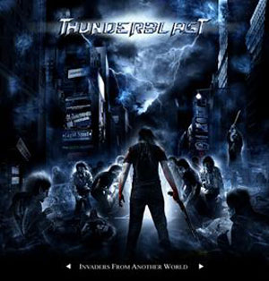 THUNDERBLAST - Invader From Another World