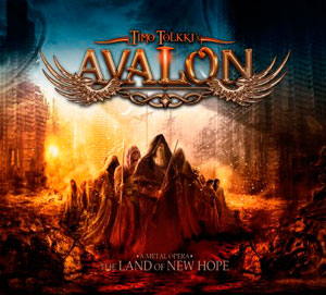 TIMO TOLKKI'S AVALON - The Land Of New Hop