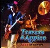 TRAVERS & APPICE - Live In Europe
