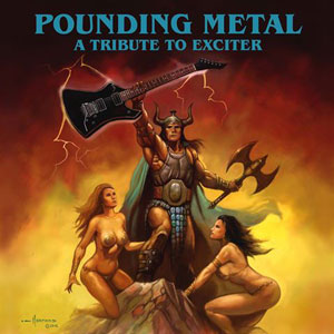 Pounding Metal - A Tribute To Exciter
