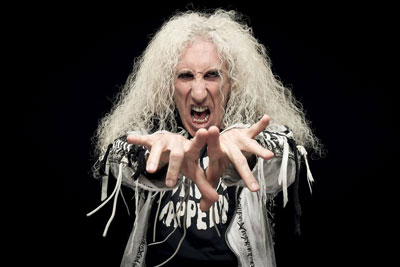 "Dee Snider: ""TWISTED SISTER"