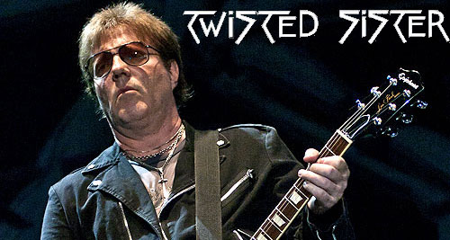Jay Jay French de TWISTED SISTER