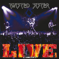 TWISTED SISTER - Live At Hammersmith 1984