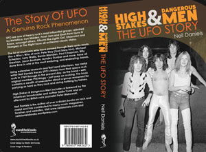 High Stakes & Dangerous Men – The UFO Story