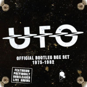 UFO - The Official Bootleg Box Set