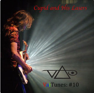 Steve Vai - Cupid And His Lasers