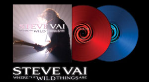 Steve Vai - Live In Minneapolis: Where The Wild Things Are