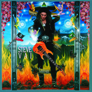 Steve Vai - Passion and Warfare 25th Anniversary Edition