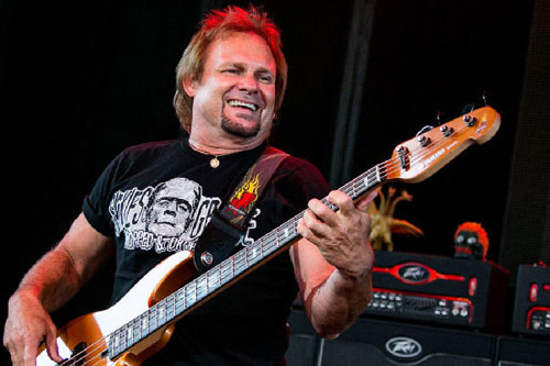 VAN HALEN - Michael Anthony no descarta volver a subirse a un escenario con David Lee Roth