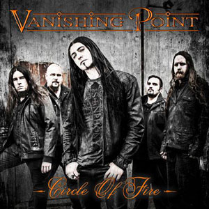 VANISHING POINT  - Circle Of Fire