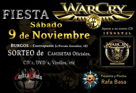 Warcry Fiesta