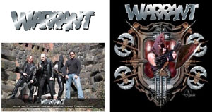 WARRANT - First Strike - The Enforcer